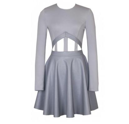 Grey judy dress