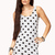 Sweet Polka Dot Bodycon Dress | FOREVER21 - 2000074611