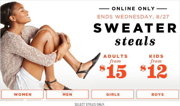 Clothes For Women, Men, Kids and Baby   Free Shipping on $50   Old Navy   Old Navy
