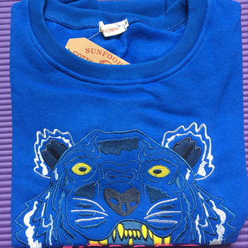 26780c63 Aliexpress.com : Buy Elina 2015 new sport tiger moleton feminino Embroidery  sweatshirt hoodies women adventure time ...