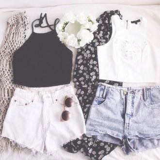 top white crop tops cute white crop tops