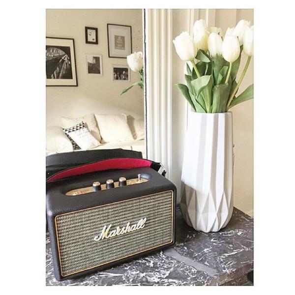 Earphones bluetooth headphones home decor modern home marshall marshall speakers wheretoget - Marshall home decor design ...