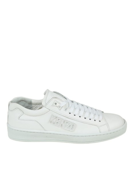 Kenzo sneakers. sneakers leather white shoes