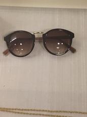 sunglasses,round sunglasses,mirrored sunglasses,retro sunglasses,brown sunglasses,aviator sunglasses,summer,massimodutti,massimodutti bag