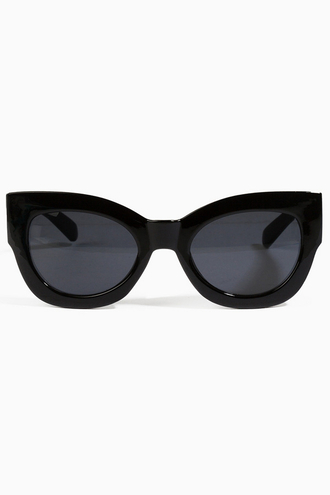 sunglasses cat eye cats summer black