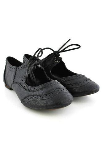 shoes oxfords high heels black oxfords