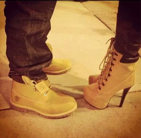 beige shoes boots high heels camel fashion sexy