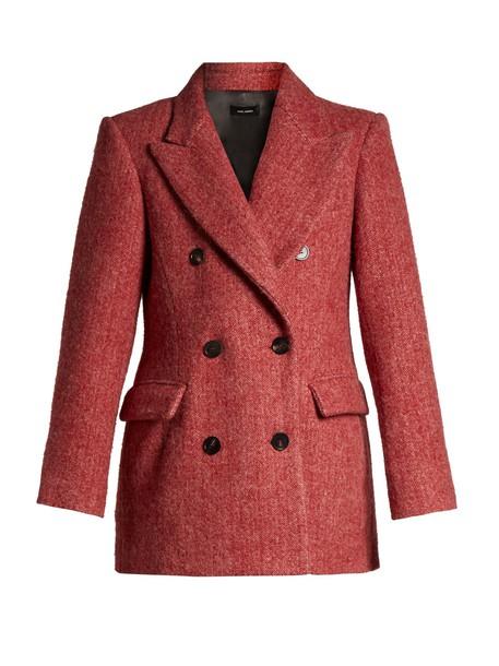 Isabel Marant coat pink