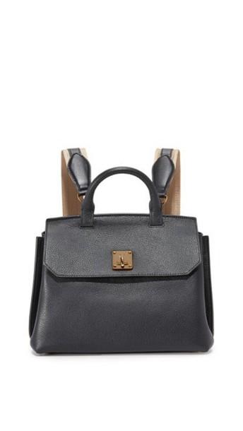 MCM backpack black bag