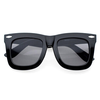 sunglasses black sunglasses wayfarer