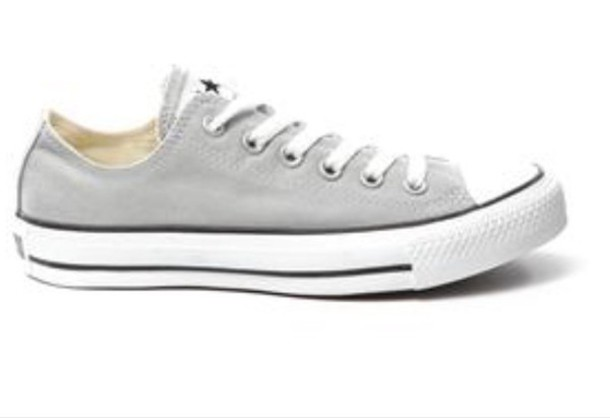 shoes converse mirage gray converse low top sneakers grey sneakers