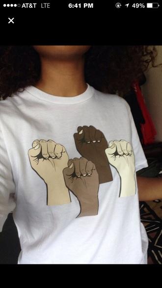 shirt equality