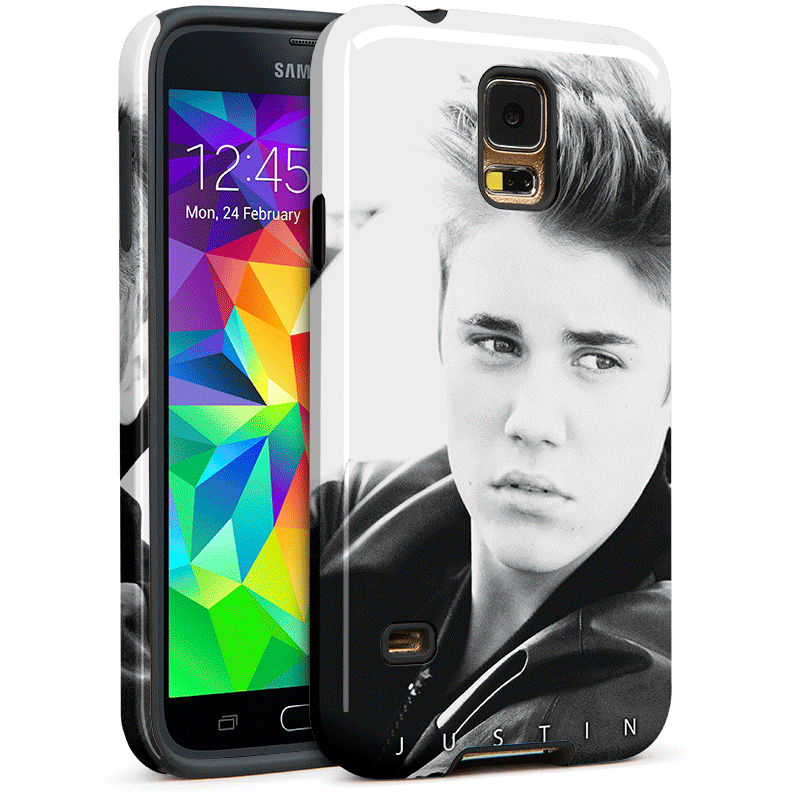 Cellairis by Justin Bieber Close Up Protection Case for Samsung Galaxy S5