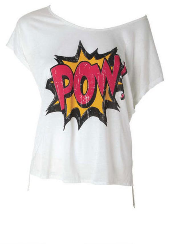 shirt pow
