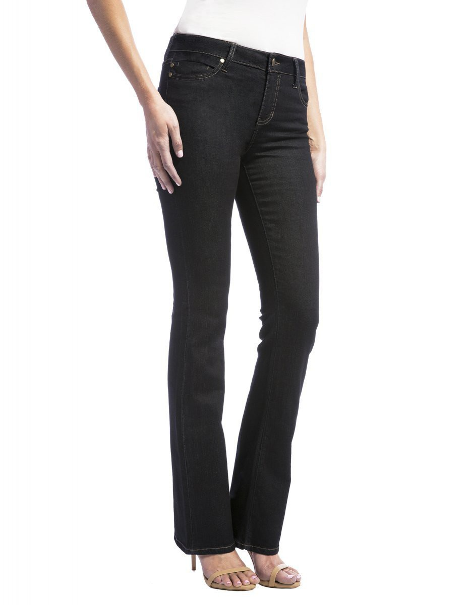 Liverpool Petite Lucy Bootcut Jeans in indigo