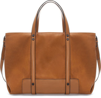 Zara Basic Shopper Bag - ShopStyle