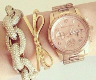 jewels gold sequins gold watch cute watch