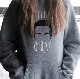 sweater dylan o'brien sweatshirt hoodie jumper