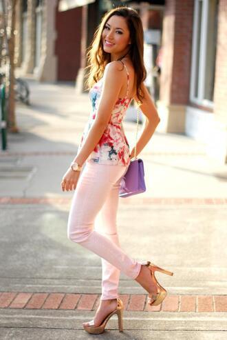 hapa time shoes jewels bag blouse