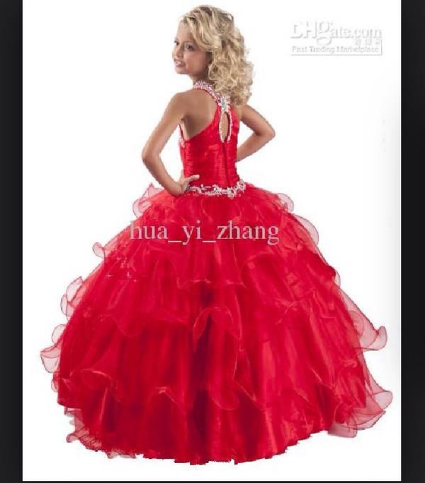 dress puffy dress