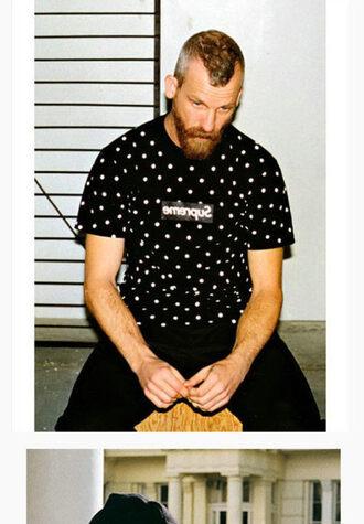 t-shirt supreme supreme t-shirt