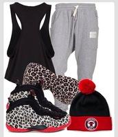 shoes,lepard print,foams,nike,nike foamposites,lepard foamposite,pants