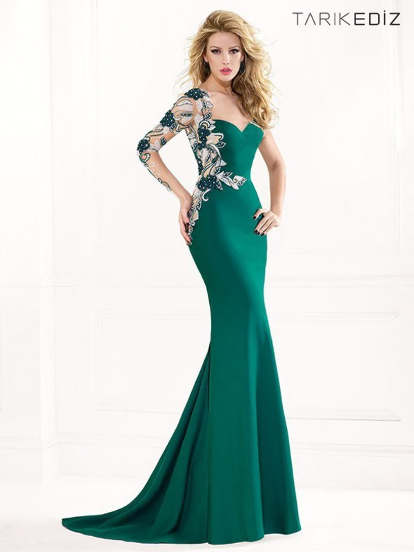 mermaid for party gowns tarik ediz evening dresses dress