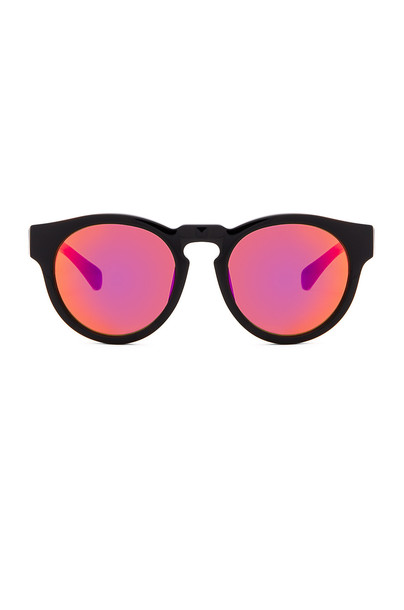 westward leaning sunglasses black