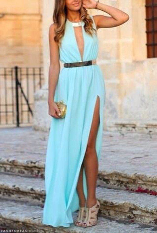 Semi Formal Maxi Dresses
