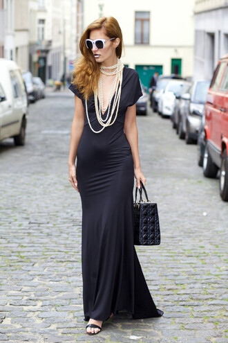 from brussels with love blogger dress bag shoes sunglasses make-up