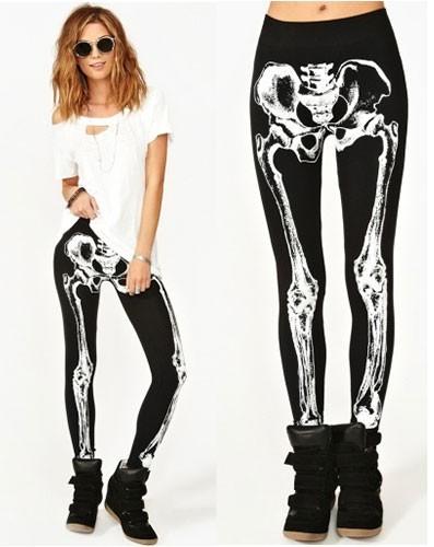 Ray skeleton leggings · summah breeeze · online store powered by storenvy