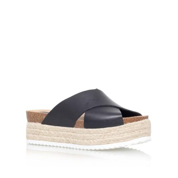 9278d85d03282 shoes platform slides slide shoes espadrille slide cross strap slides slip  on shoes slip on shoes