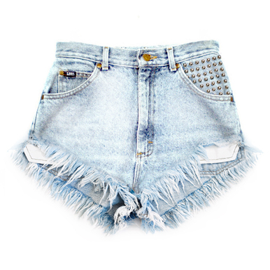 Hipster XS 320 Lite Shorts - Arad Denim