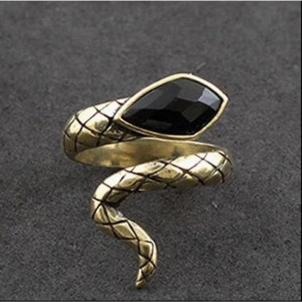 Мужская бижутерия. мужские старинные змея группы кольца