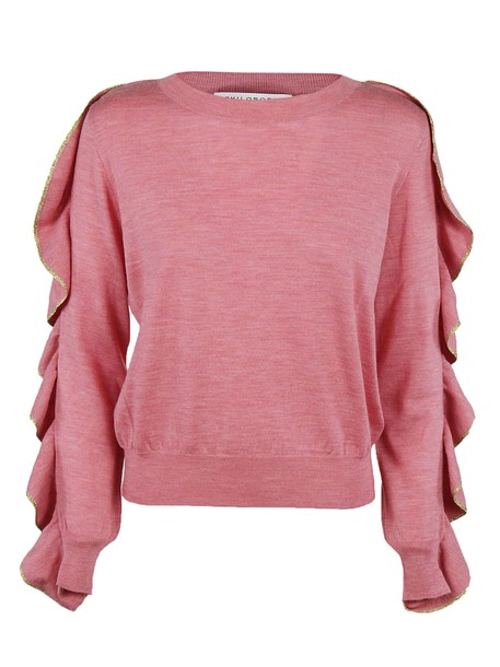 sweater pink