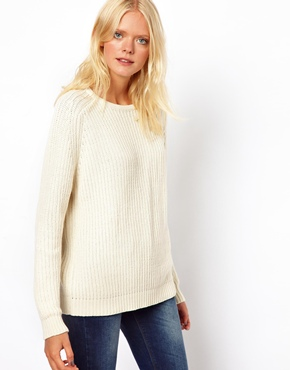 Selected | Selected Nin Knitted Jumper at ASOS