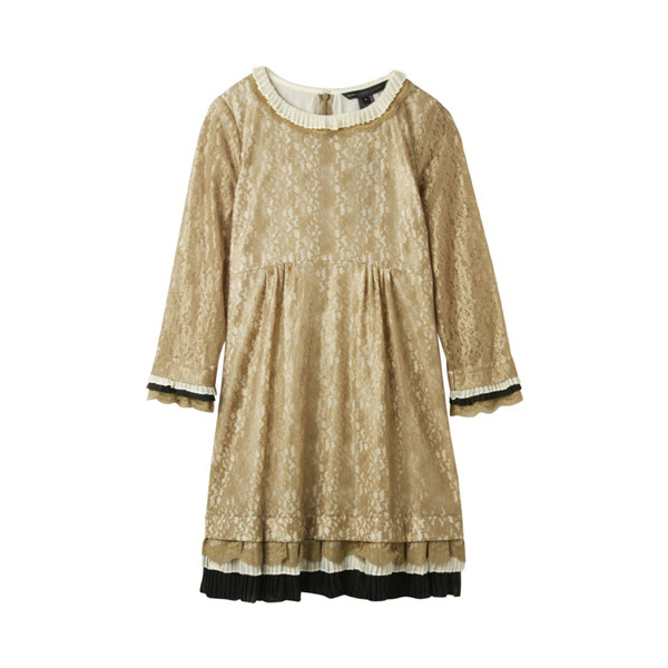 mytheresa.com . clothing . dresses . DITA LACE BABYDOLL DRESS - Polyvore