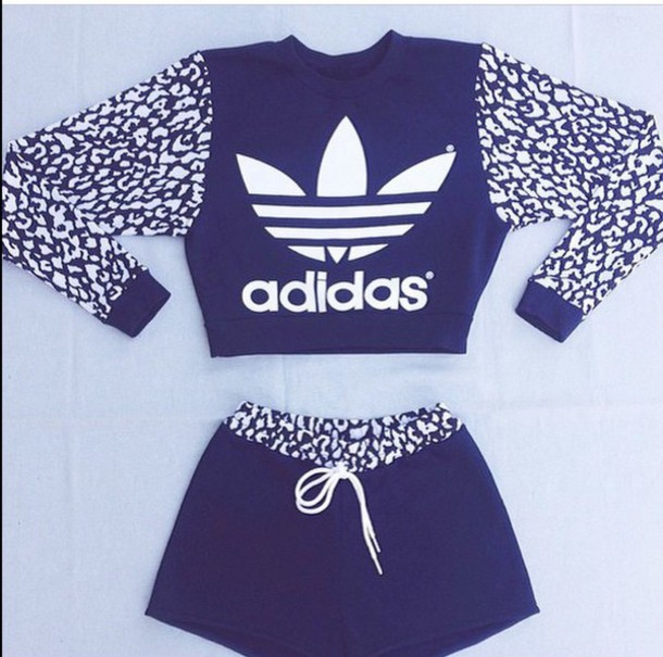 sweater adidas sportswear