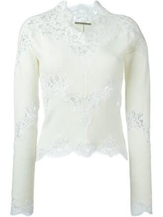top lace top women lace nude cotton silk wool
