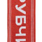 Gosha rubchinskiy red adidas originals edition logo football scarf