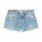 Cut-off denim shorts - re/done | women | gb stylebop.com