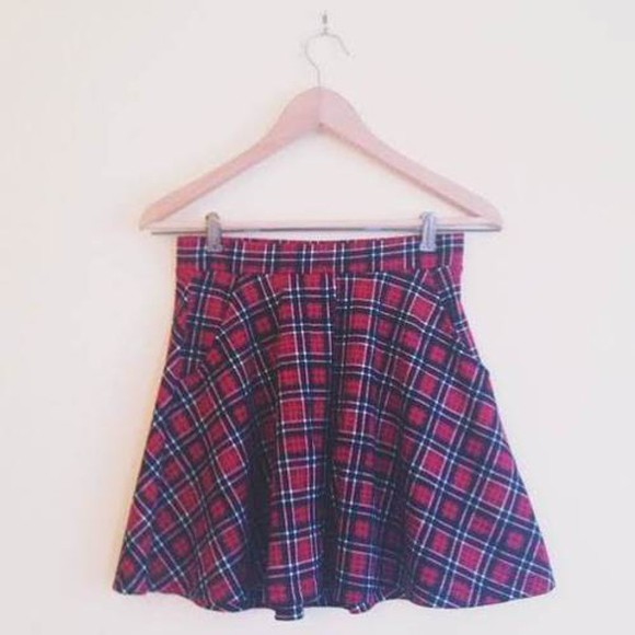 short skirt plaid short skirt plaid short plaid skirt flannel short