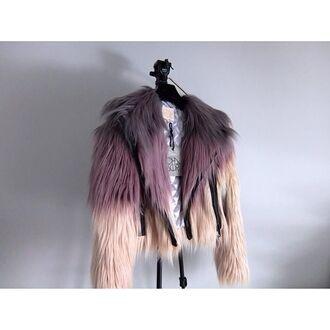 jacket moro coat moto coat chaser dream faux fur moto coatat faux fur faux fur jacket faux fur coat nasty gal nastygal moto jacket