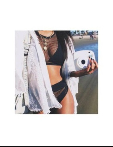 swimwear high waisted bikini mesh high waisted bottom high waisted swimsuit halter swim top