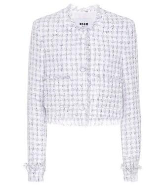 cardigan cotton white sweater