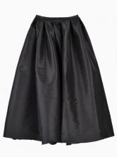 2013 Flare Pleated Midi Skirt Online Sale
