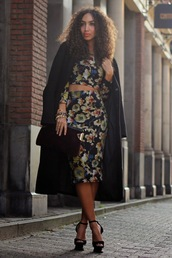 from hats to heels,blogger,top,jewels,two-piece,bodycon dress,pencil skirt