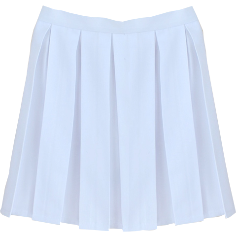 Order white tennis skirt
