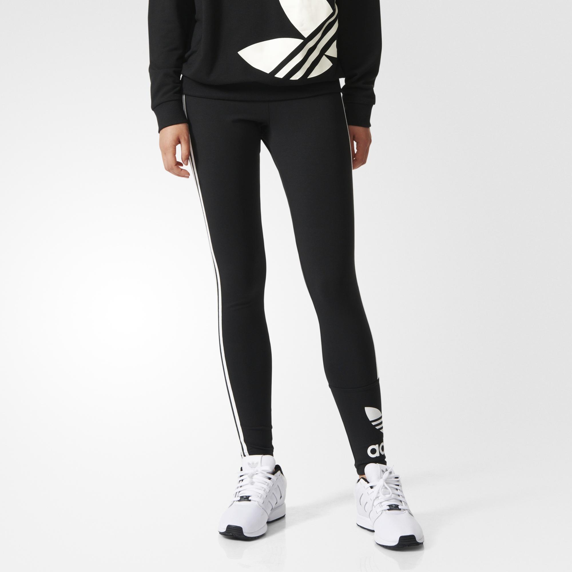 3 Stripes Leggings Black Uk Adidas R6fXxw1q1