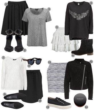 passions for fashion blogger t-shirt outfit black jacket